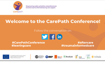 The CarePath Conferences shines the light on the need for aftercare for care leavers across Europe